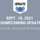 Homecoming 2021 - Community Details