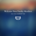 Welcome New Faculty Members