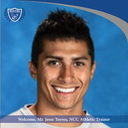 Welcome New NCC Athletic Trainer, Mr. Jesse Torres