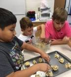 Summer Enrichment Cooking Class Fun