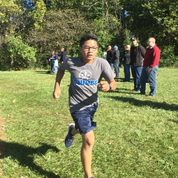 Panther Runners Compete
