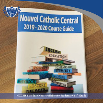 NCCHS Course Guide Now Available