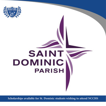 Scholarships available to St. Dominic students wishing to attend NCCHS