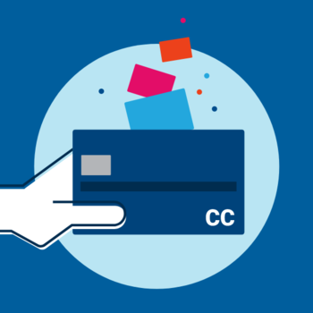 New: Credit Card Payment Available