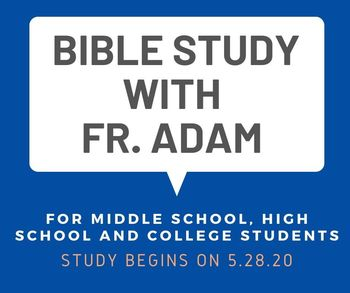 Bible Study Opportunity