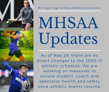 MHSAA Update - May 29