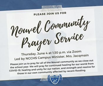 Nouvel Community Prayer