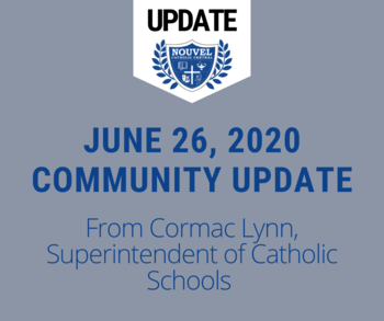 June 26 - Superintendent Update