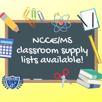 Classroom Supplies List