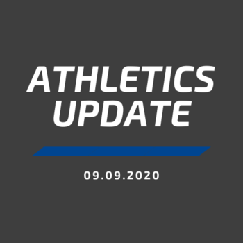 September 9 - Fall Sports Update