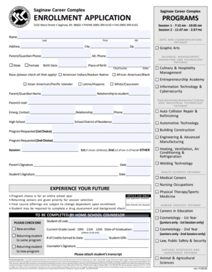SCC Application