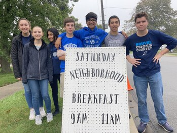 Cathedral Breakfast Project