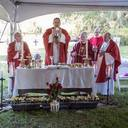 Mass and Opening of the Cause