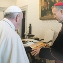 Bishop Bill Wack Meets With Pope Francis