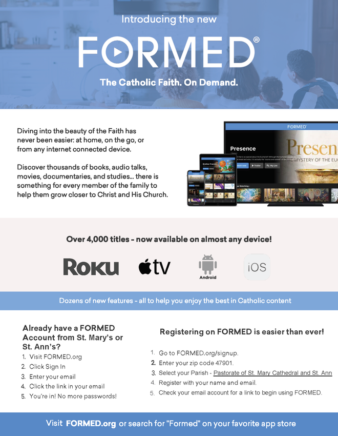 Click Here to go to Formed