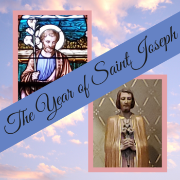With a Father's Heart - Celebrating the Year of St. Joseph
