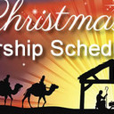 Christmas Weekend Schedule