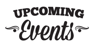 Upcoming Events – Week of January 14, 2018