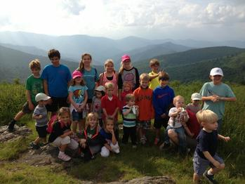 8 Days, 10 Families, Domestic Church Formation, Blue Ridge Mountains...Unbelievable