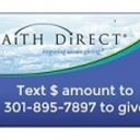 Online Giving with Faith Direct
