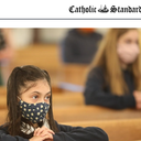 St. Michael's School is lead story in the Catholic Standard