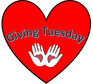 Giving Tuesday --December 3, 2019 -- live now