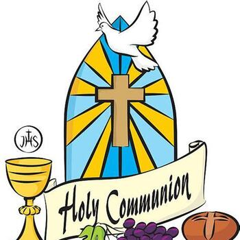 5/1/2021 First Communion Mass at St. Michael's Church