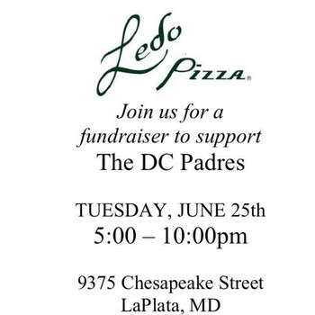 DC Padres Fundraiser