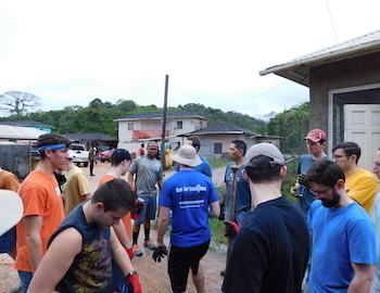 "Jamaica Mission Trip #2 - ""He is here. Thank you, Lord."""
