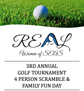 3rd Annual Golf Tournament - August 24th, 2019