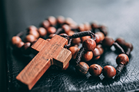 Rosary & Bible