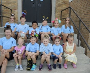 Crazy Hair Day to Support Hurricane Victims