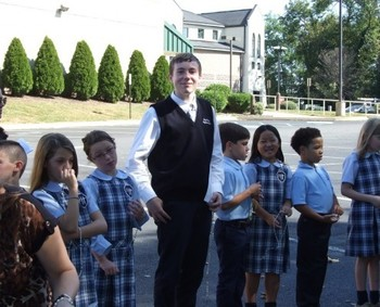 School Wide Living Rosary