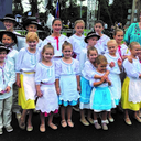 Saint Michael's Children  <br />Perform at Heritage Festival