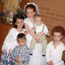 First Holy Communion!