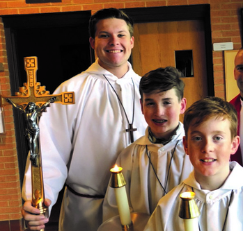 New Altar Servers Needed!