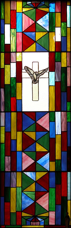 Daily Chapel Window A