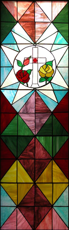 Daily Chapel Window B