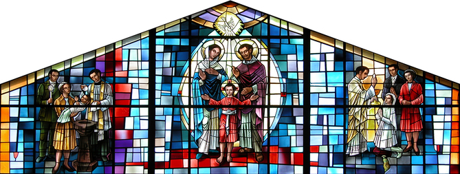 Holy Family Triangle