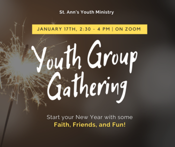 January Youth Group Gathering