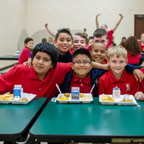 St. Augustine Kalamazoo Private Catholic School CSGK Lunch Header 3