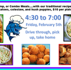 Knights of Columbus Fish Fry - Friday, February 5th