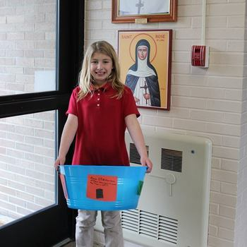 Fourth Grader Takes on Recycling: