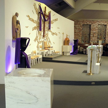 The Importance of the Baptismal Font