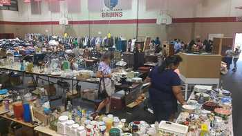 <div>  St. Bernard&apos;s Garage Sale 2018  <br /> </div>
