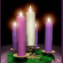 Why is the 3rd Sunday of Advent rose pink?