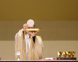 4th Sunday of Lent Recorded Mass (March 21/22)