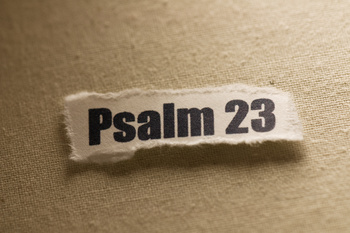 Psalm 23 Online Donations