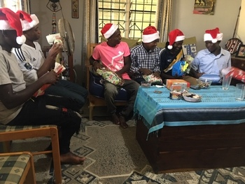 Mbungoni Family Christmas