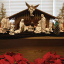 Nativity scenes reminder of Christmas meaning